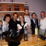 The Staff of Nashville's Holland House an Bols Genever Team