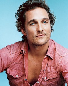 Matthew McConaughey Sexy Sexiest Man Ever people Magazine