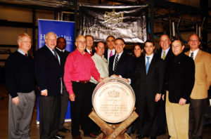 Heaven Hill Distilleries Six Millionth Bourbon Barrel Kentucky
