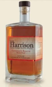 W. H. Harrison Governor's Reserve Bourbon review