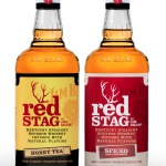 Red Stag Honey Tea Cinnamon Spiced flavors