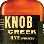 Knob Creek Rye bottle photo