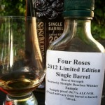 Four Roses Limited Edition Single Barrel 2012