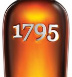 Jim Beam 1795 bottle