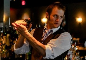 Chef/ Mixologist Stephen Dennison is Bar Manager at Majid's St. Matthews, Louisville