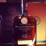 Woodford Reserve collectors bottle