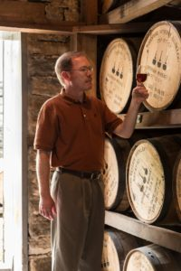 Chris Morris Master Distiller Woodford Reserve