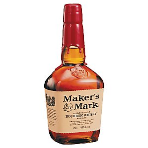 Maker's Mark Bourbon Bottle