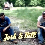 Josh and Bill Moonshiners