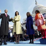 President Barack Obama inauguration day 2013