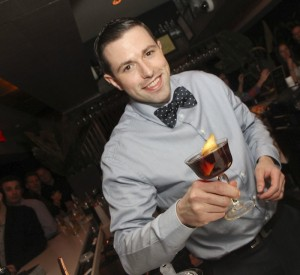 Mixologist Travis Fourmont is crowned Woodford Reserve Master of Manhattan 2013