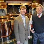 Rob Samuels and Bill Samuels, Jr., Maker's Mark Bourbon