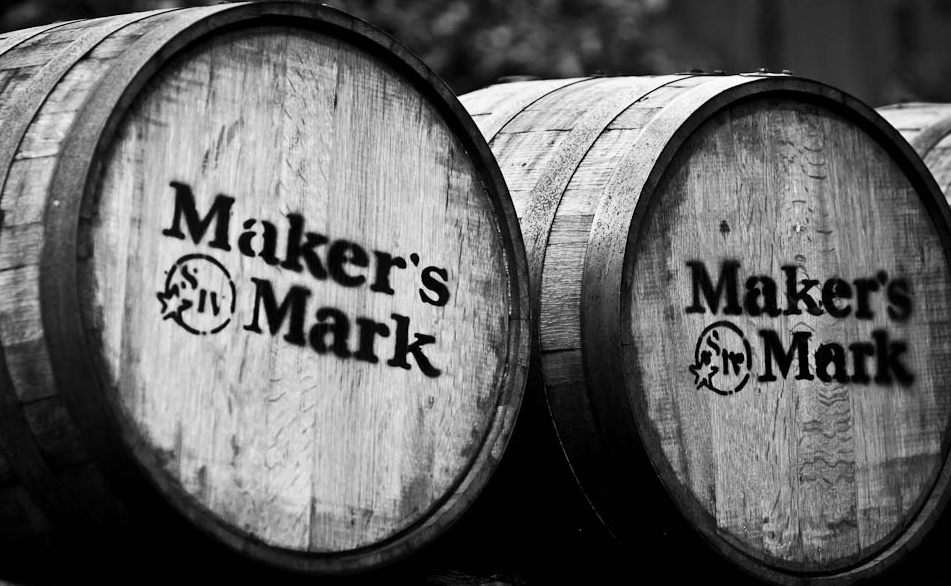 Makers Mark Bourbon Barrel