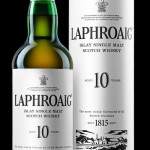 Laphroaig Whisky New Packaging and Bottle