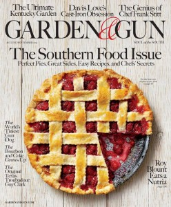 Garden and Gun Magazine