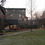Makers Mark Distillery Christmas