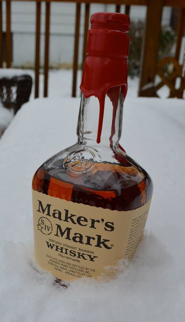 Makers Mark Christmas