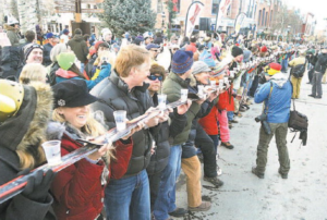 Shot ski world record breckenridge