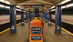 Jura Brooklyn whisky