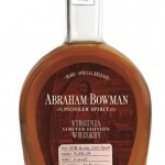 A. Smith Bowman Abraham Bowman Limited Edition High Rye Bourbon