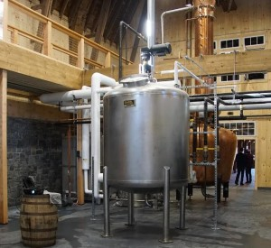 WhistlePig Distillery Still