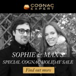 Cognac expert Sophie and Max