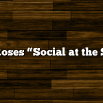 "Four Roses ""Social at the Silks"""