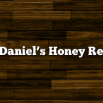 Jack Daniel's Honey Review