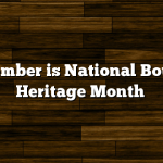 September is National Bourbon Heritage Month