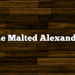 The Malted Alexander