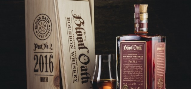 Blood Oath Bourbon Pact No. 2