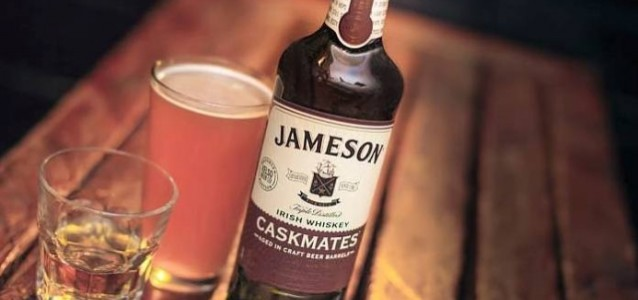 Jameson Irish Whiskey Caskmates KelSo Pale Ale Edition