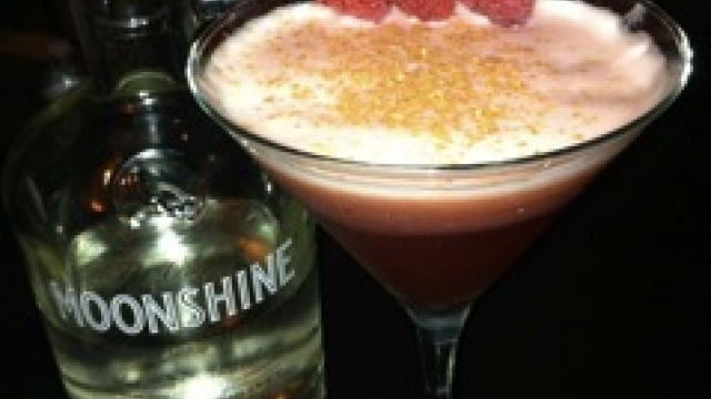 """St. Valenshine and other Lovingly """"Shiney"""" Cocktails from Original MOONSHINE"""