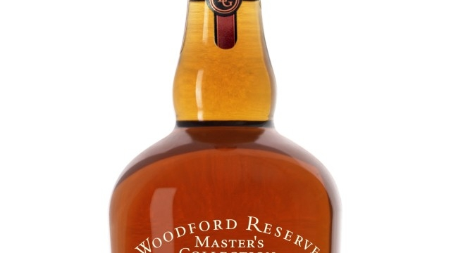 Woodford Reserve 1838 Sweet Mash Master's Collection Bourbon Review by Tom Fischer