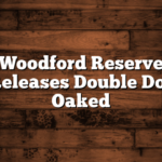 Woodford Reserve Re-Releases Double Double Oaked