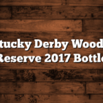 Kentucky Derby Woodford Reserve 2017 Bottle