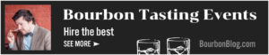 Bourbon Whiskey Tastings