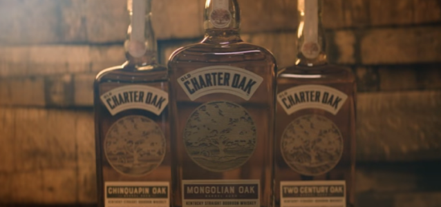 Old Charter Oak Bourbon Collection