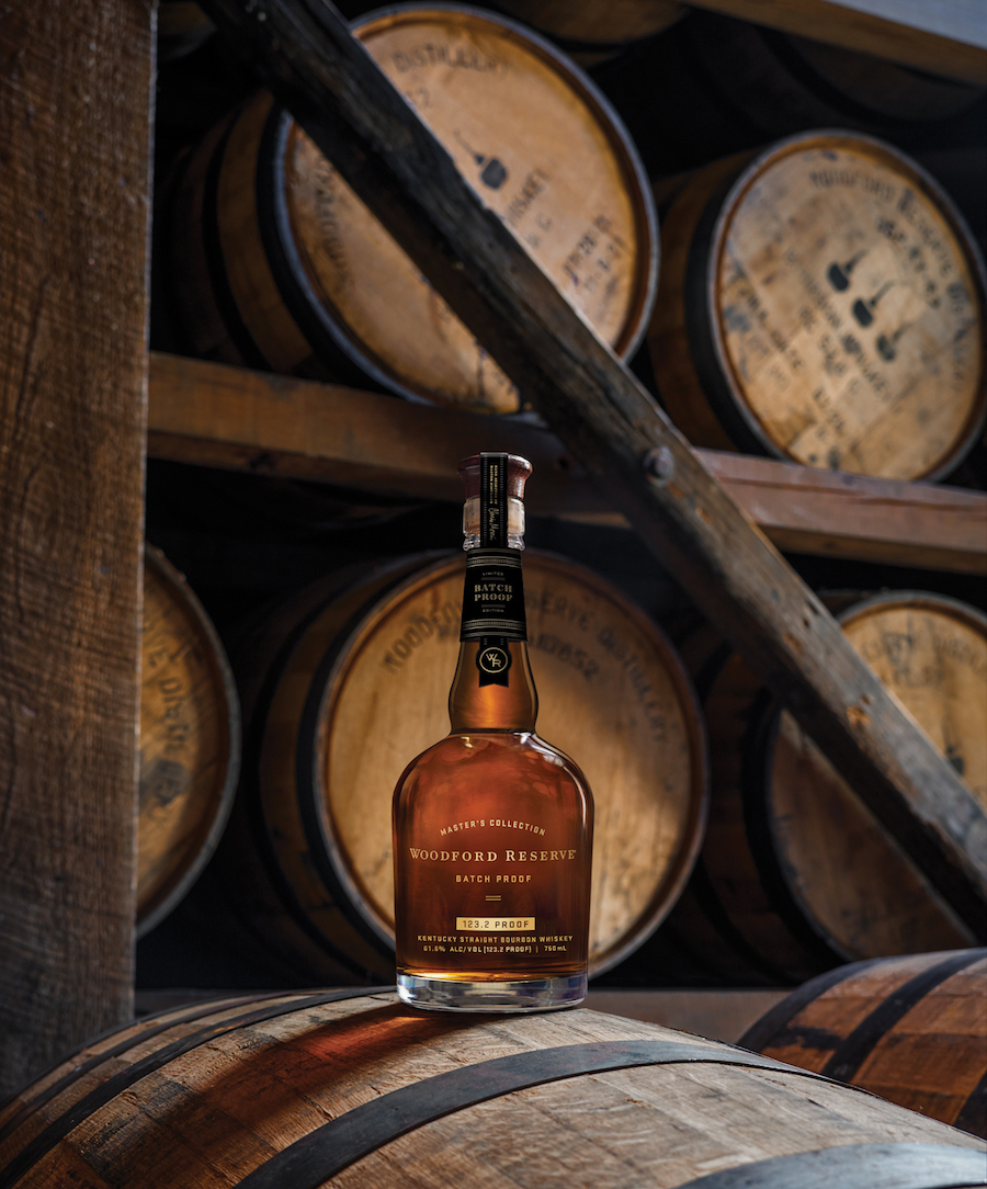 Woodford Reserve Batch Proof Bourbon