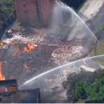 Jim Beam Warhehouse Fire