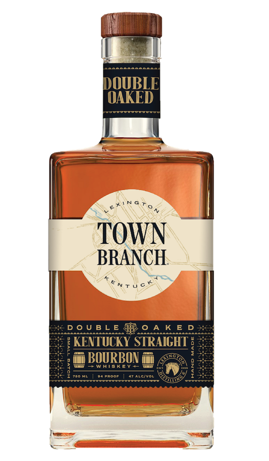 Town Branch Double Oaked Bourbon