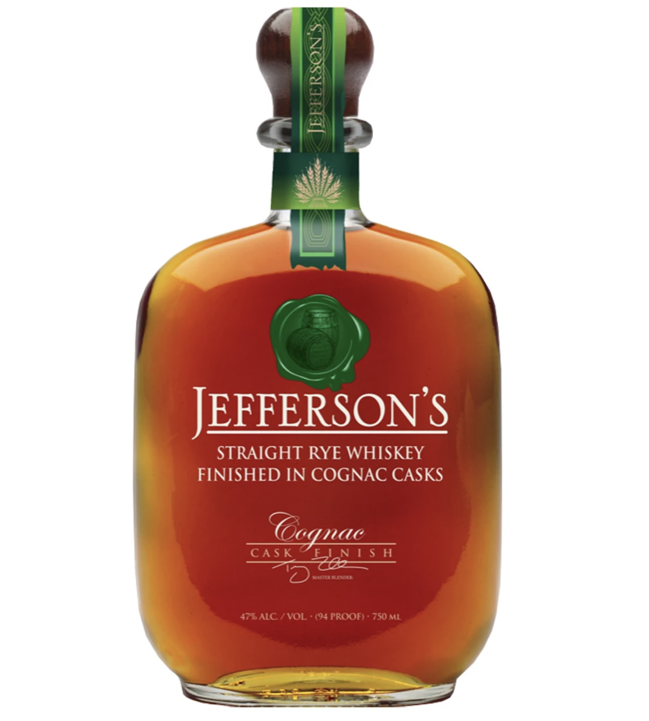 Jeffersons Cognac Rye Finish